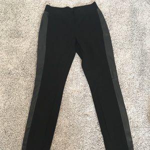 INC black leggings